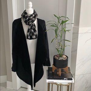 Velvet by Graham & Spencer Sweater Jacket